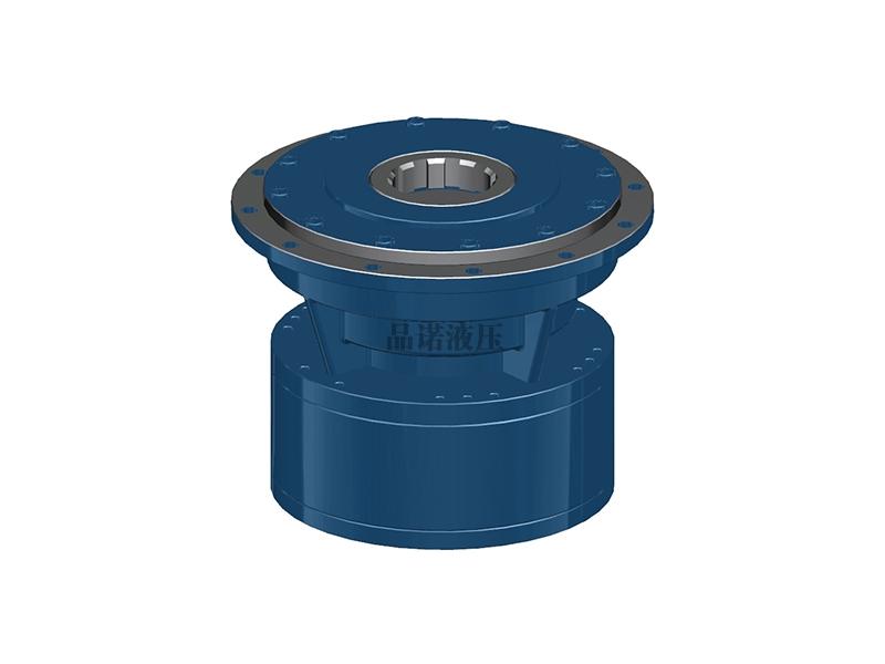 ½QJM-Se型自控式带制动器液压马达