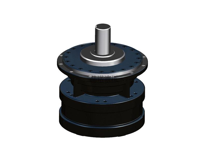 ½QJM-SeZ(SeZH)型外控式带制动器液压马达