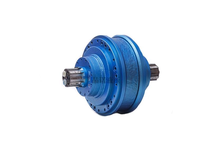 QKM型壳转液压马达